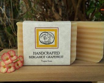 Bergamot Grapefruit Soap