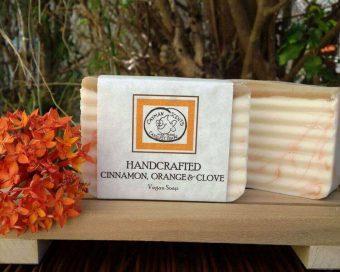 Clove, Cinnamon & Orange