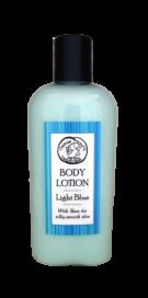 Organic Light Blue Lotion