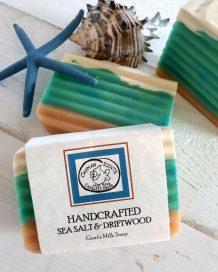 Sea Salt & Drift Wood