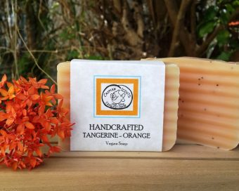 Tangerine - Orange Soap