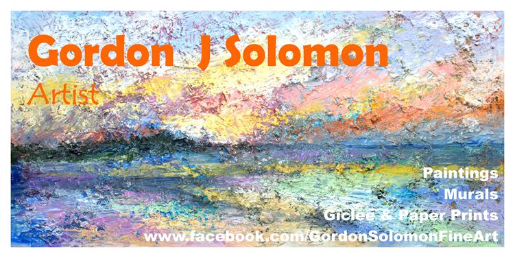 Gordon Solomon Art & Music