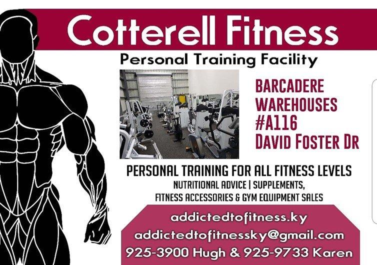 Cotterell Fitness Ltd.