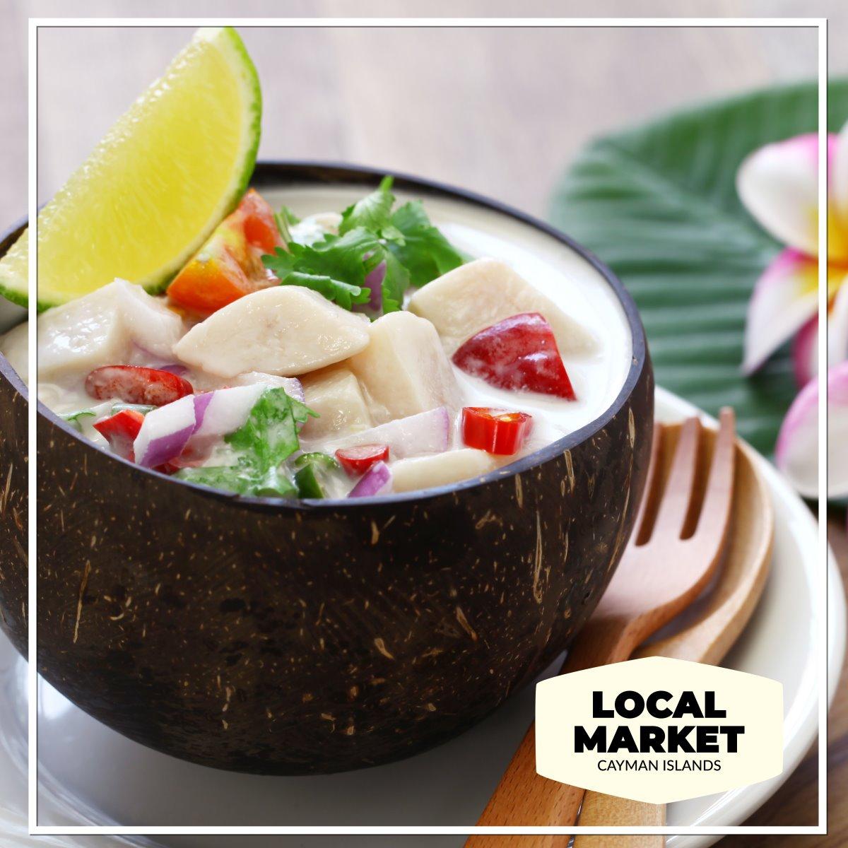Coconut Ceviche